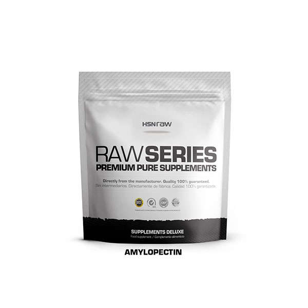 Amylopectin 3Kg de HSN Raw Series