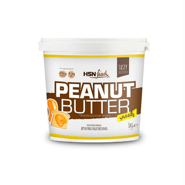 Peanut Butter Smooth 100%