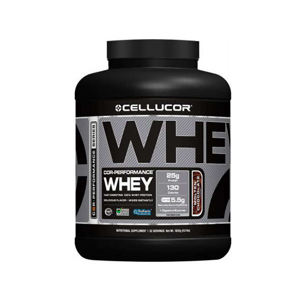 Cor performance whey - 1,8kg