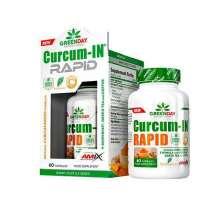 CURCUM-IN RAPID - 60 caps - Amix GreenDay