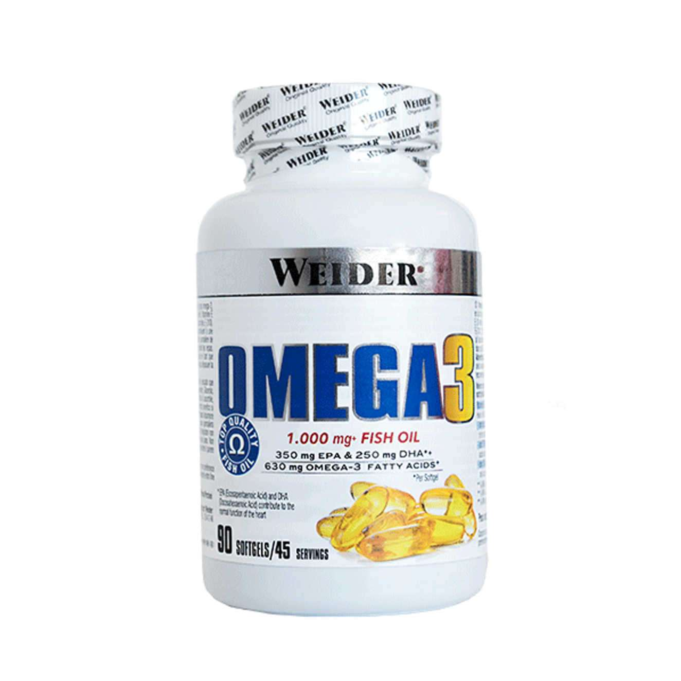 OMEGA3 - 90 softgels