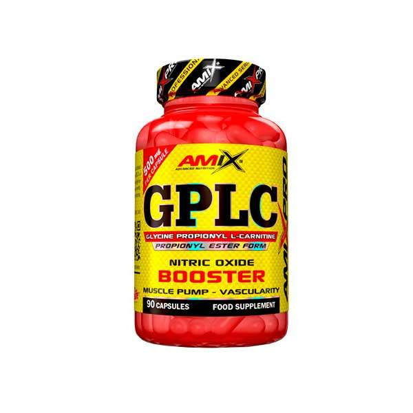 GPLC NITRIC OXIDE BOOSTER - 90 caps