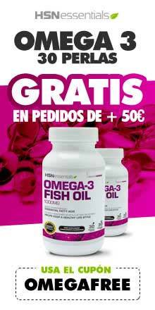 Omega-3 HSN Gratis