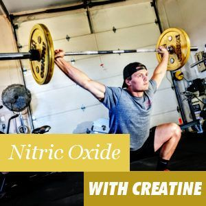 Nitric Oxide with Creatine