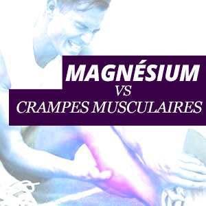 Magnésium contre les crampes musculaires