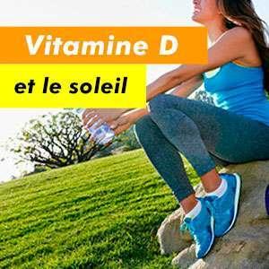 Vitamine D et soleil