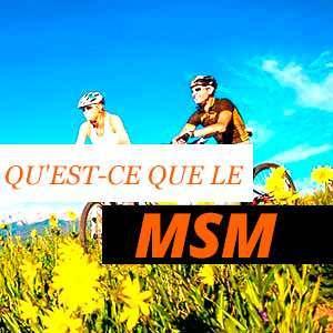 MSM et l'inflammation