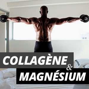 Prendre du Collagène avec Magnésium