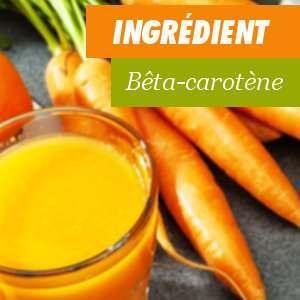 Ingrédient Bêta-carotène