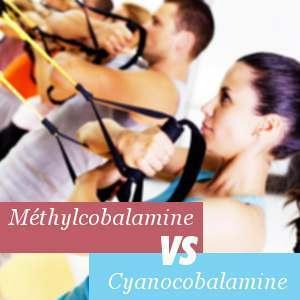 Différences entre Cyanocobalamine et Méthylcobalamine