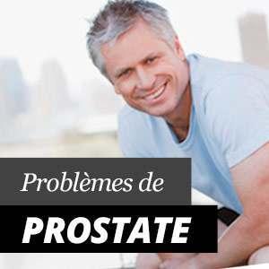 Suppléments pour la prostate