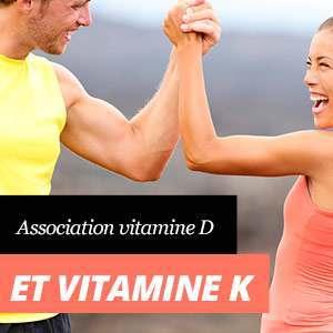 Comment combiner Vitamine K et D