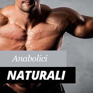 Comprare anabolici naturali