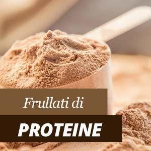 Tutto sui frullati di proteine