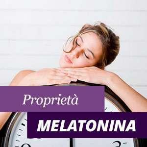 Tutto sulla melatonina