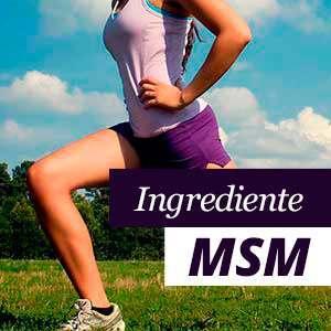 MSM per le articolazioni