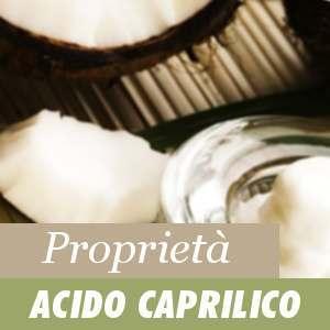 Le proprietà dell'Acido Caprilico