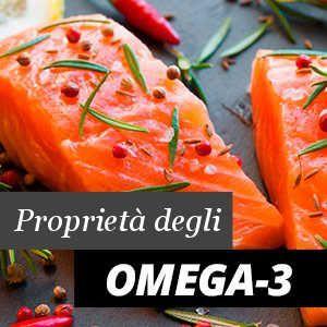 Tutto quello che devi sapere sugli Omega 3