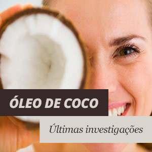 Óleo de coco e cancro