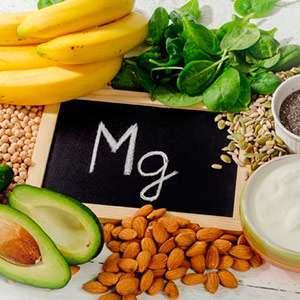 Fontes alimentar de Magnésio