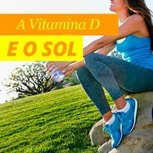 Vitamina D generada a través del sol