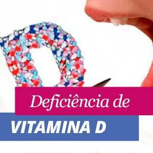 A falta de vitamina D