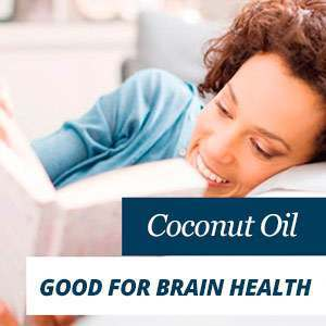 Coconut oil to improve brain function