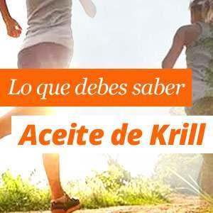 Comprar Aceite de Krill