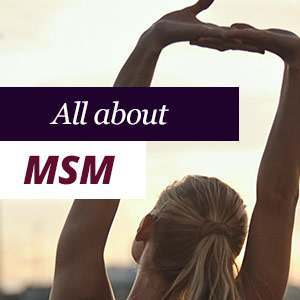 MSM for inflammation