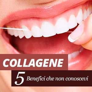 5 benefici del collagene