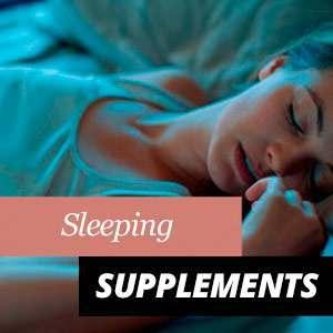 Healthy sleep supplements