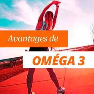 Les propriétés de l'Oméga-3