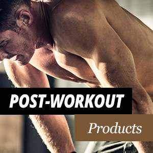 Why take post-workouts