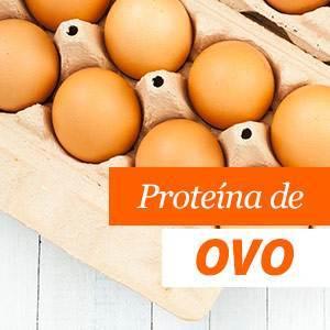 Benefícios Proteína de ovo