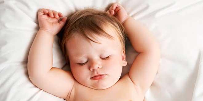 Melatonina dormir como bebé