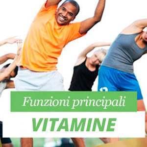 Tutto sulle vitamine