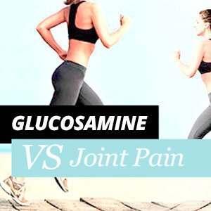 Glucosamine for elderly