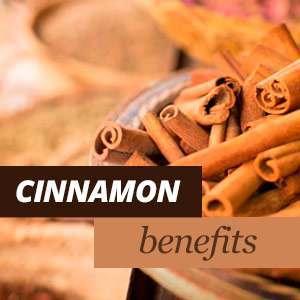 Cinnamon benefits