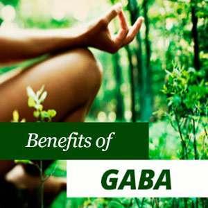 Benefits of GABA