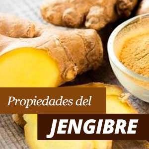 Ingrediente Jengibre