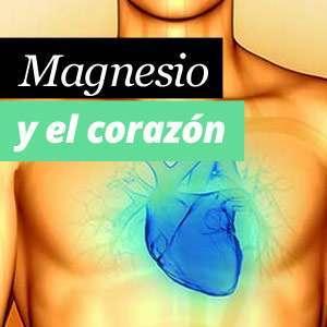 Magnesio y el Corazón