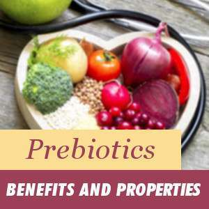 Prebiotics: Benefits and properties