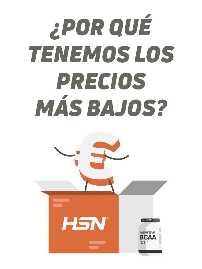 Precios HSN