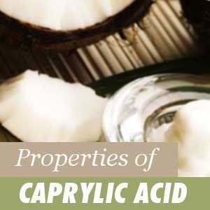 Caprylic Acid Properties