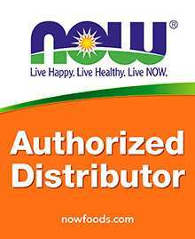 Now Foods authorized distributor